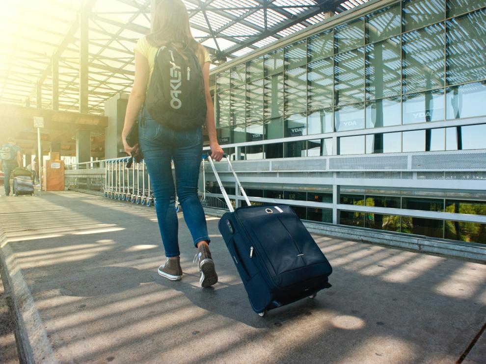 Del tamaño de la maleta puede depender un recargo evitable.