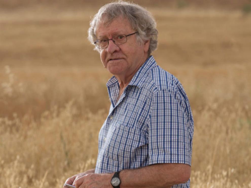 El hispanista Ian Gibson protagoniza actos culturales en Valderrobres y Fuentespalda.
