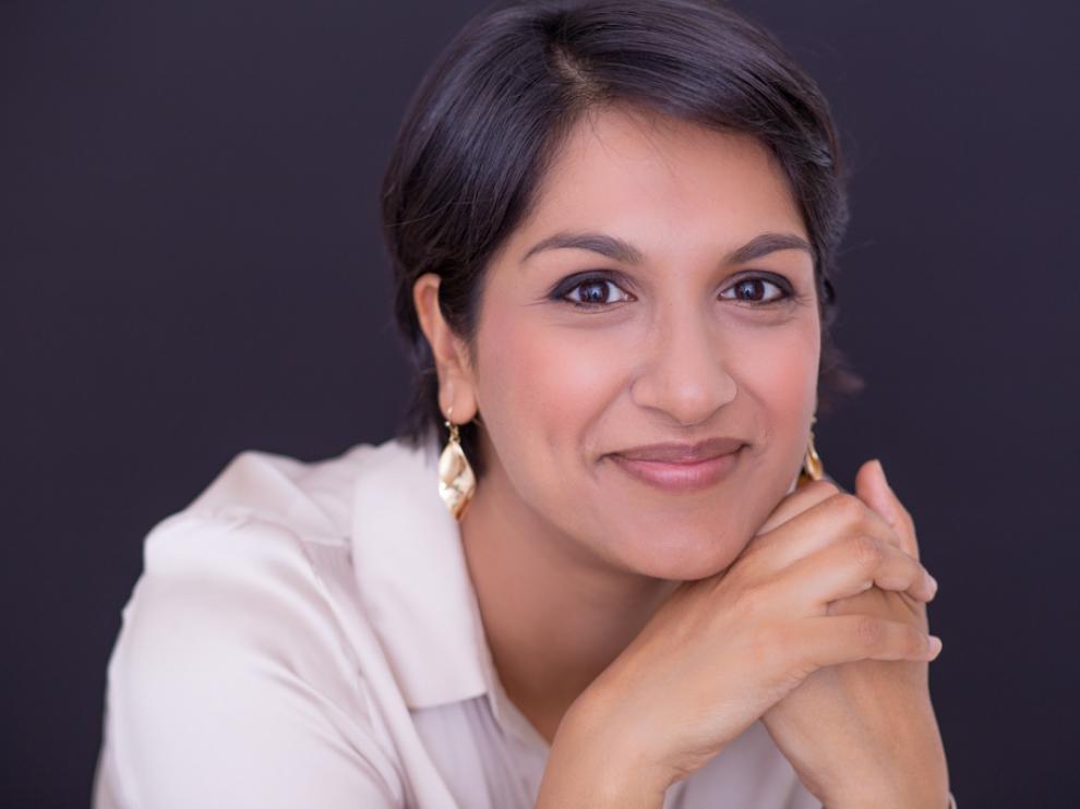 Angela Saini, autora de 'Superior'