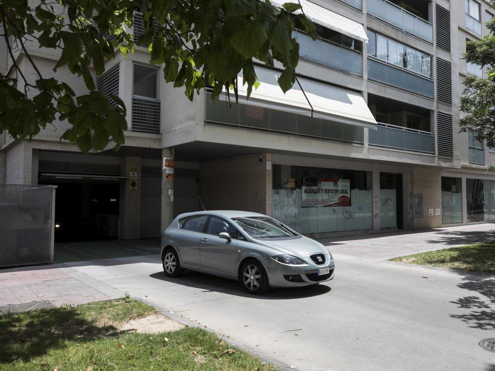 Los propietarios del garaje de la calle Pablo Iglesias 33-41 recuperarán lo pagado de más por el IBI en 2018.