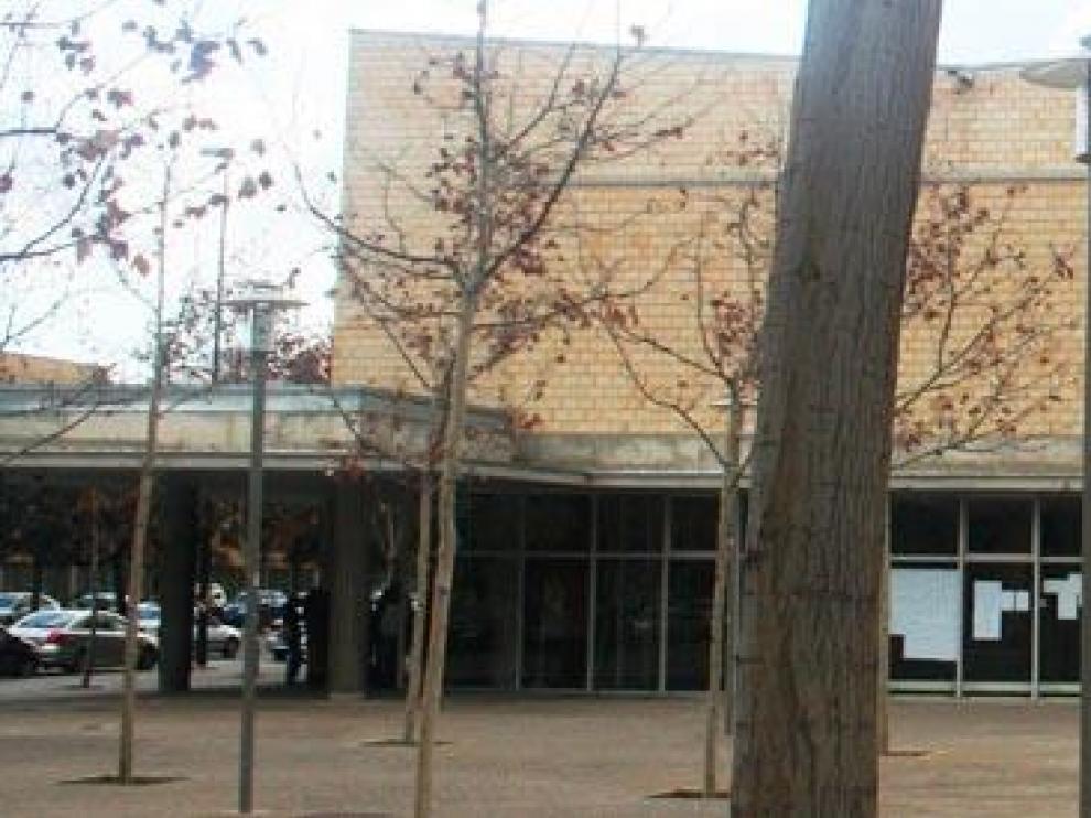 Facultad de Trabajo Social de la Universidad de Zaragoza