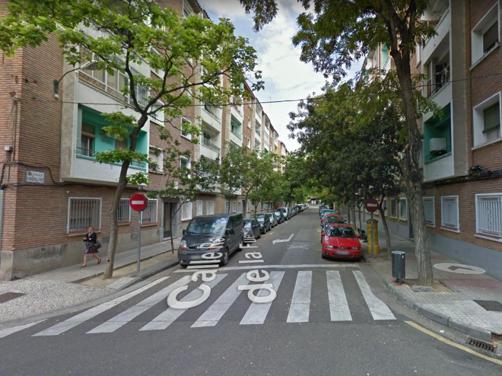 Un hombre de 35 años amenazó a su pareja con un cuchillo en el interior de una vivienda situada en la calle de Rodríguez de la Fuente.