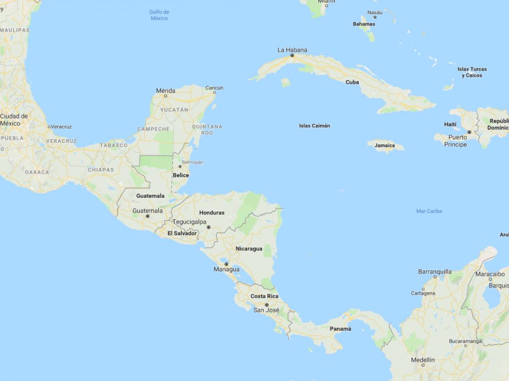 Centroamérica con una tasa de 25,9 asesinatos por cada 100.000 habitantes es la zona más conflictiva, seguido de Sudamérica (24,2) y el Caribe (15,1).