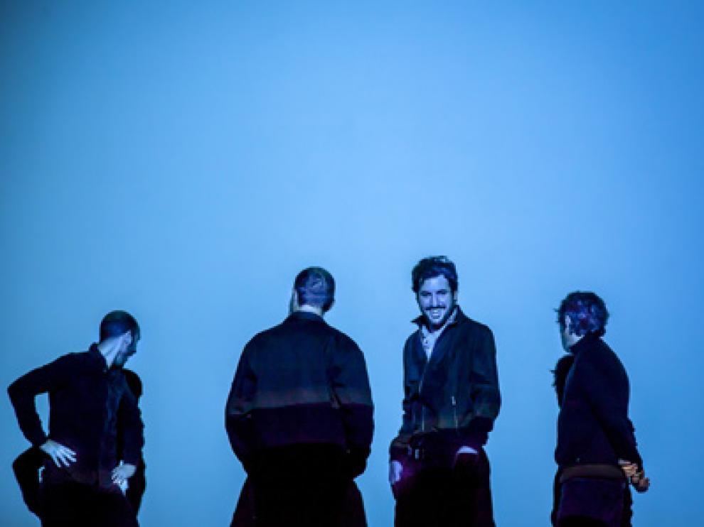 El grupo de indie pop Tachenko abre el programa música de Monzón este jueves.
