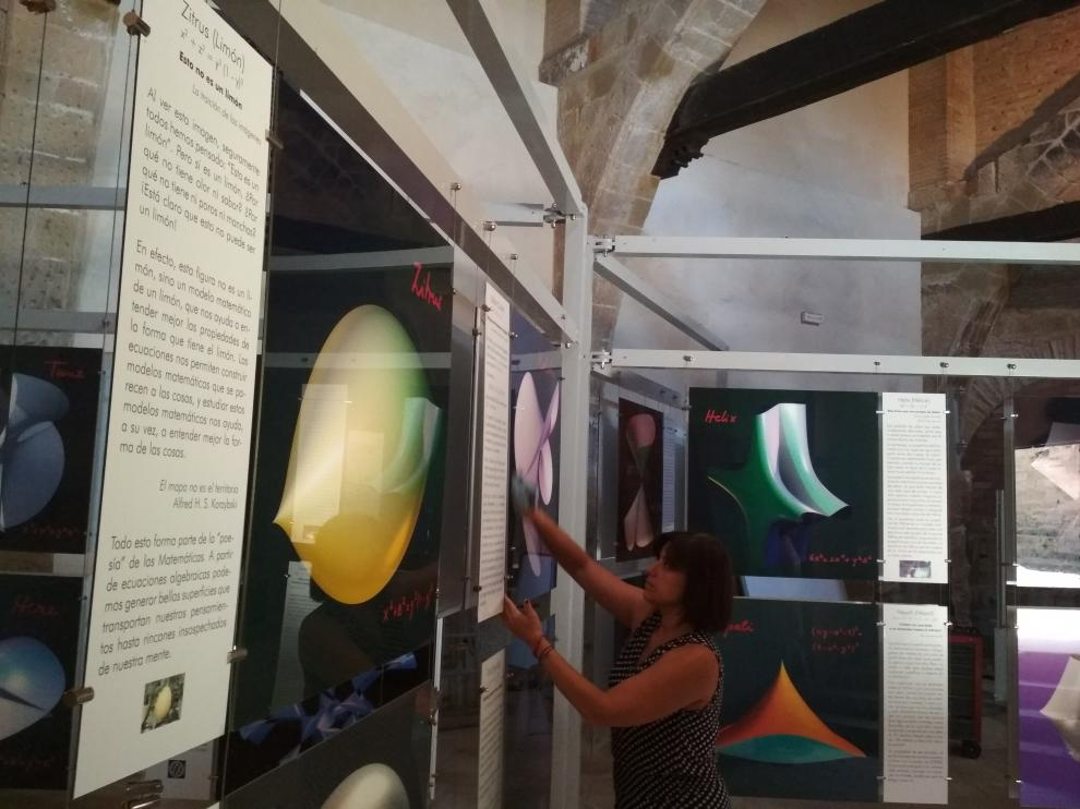 El primer museo matemático de Aragón se estrena el sábado en ...