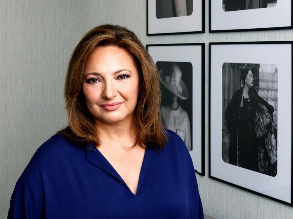Marta Álvarez Guil se convierte en la primera mujer al frente del gigante español de la distribución.