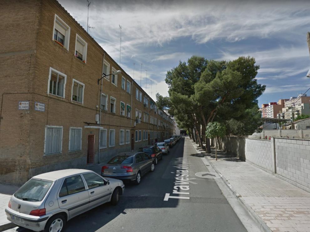 El suceso tuvo lugar en un domicilio de la Travesía del Vado, en Zaragoza.