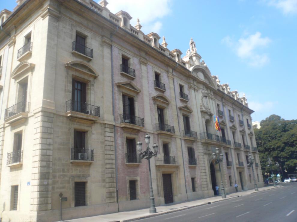 Tribunal Superior de Justicia de Valencia.