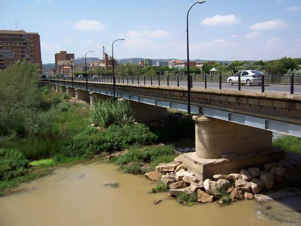 El puente pequeño será una de las vías que se verán afectadas.