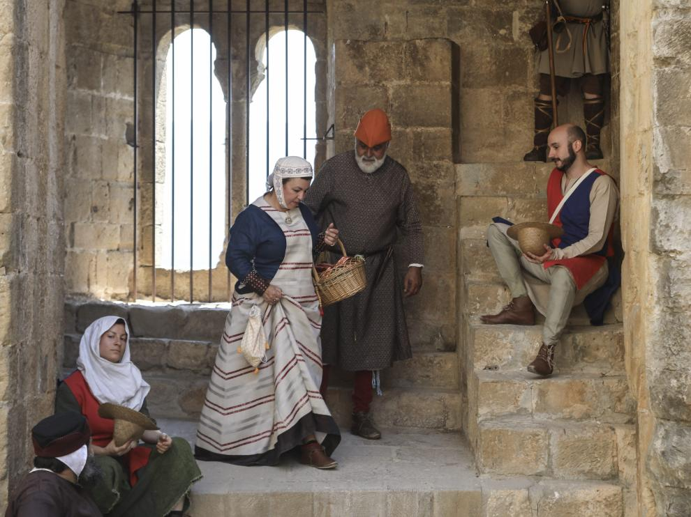 Encuentro internacional de Recreación Medieval en el Castillo de Loarre 2018