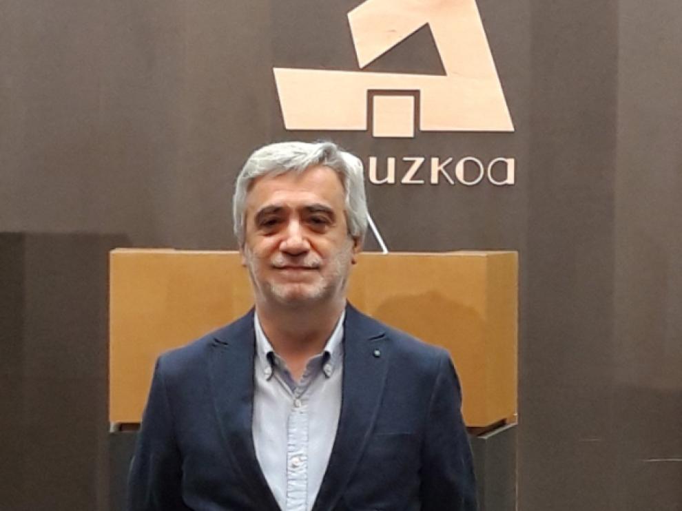 El juntero del PP de Gipuzkoa, Juan Carlos Cano.