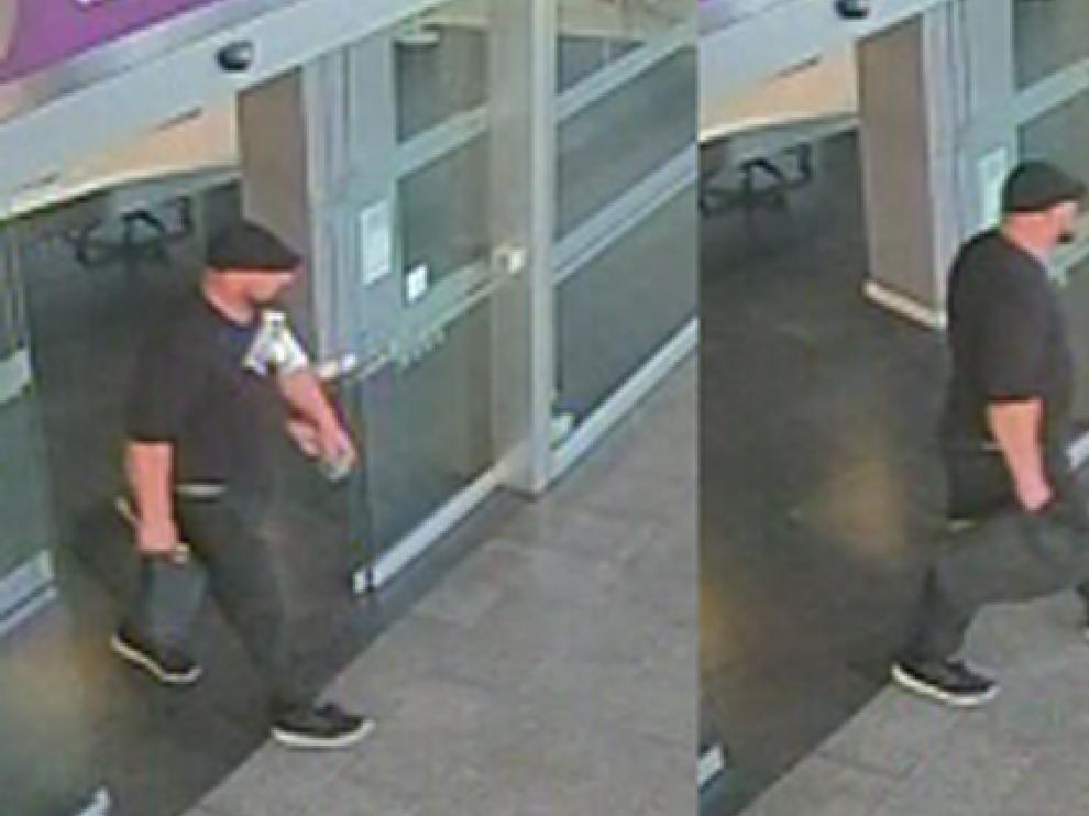 Detenidos los dos autores del robo en la estación de Cercanías de la Avenida Goya