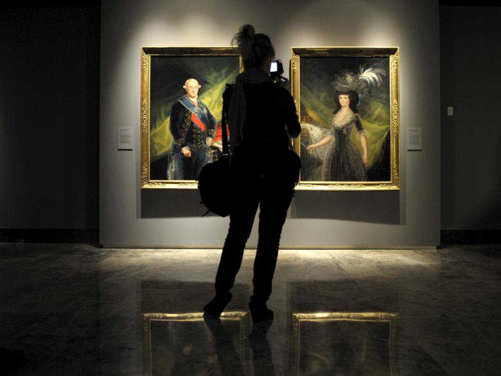 Los museos Goya y de Zaragoza (en la foto) están recibiendo un aluvión de solicitudes de préstamo de obras