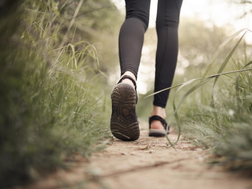 cuantos pasos hay quedar para adelgazar