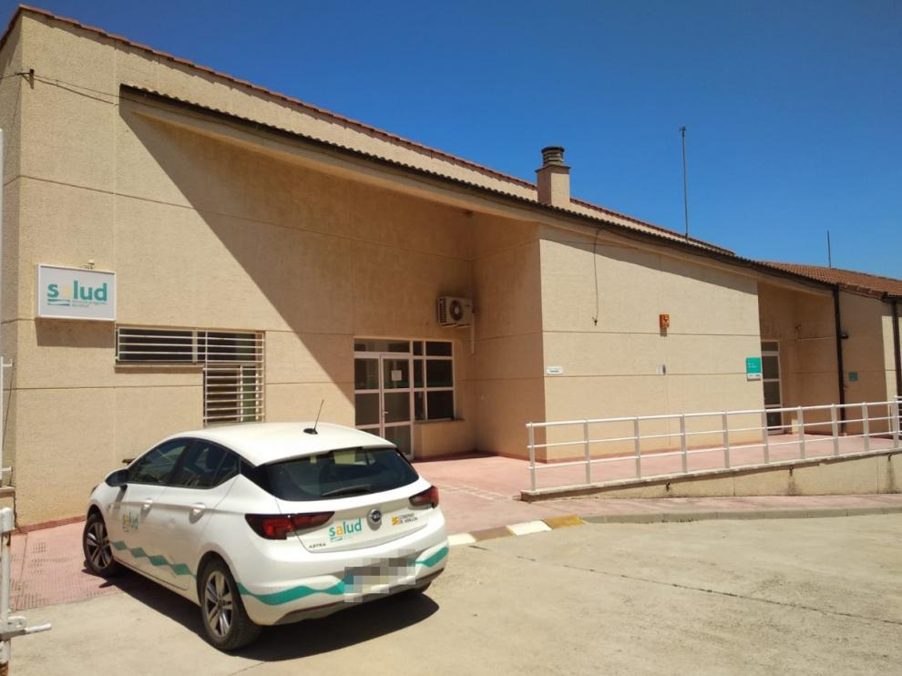 Centro de salud de Mas de Las Matas (Teruel).