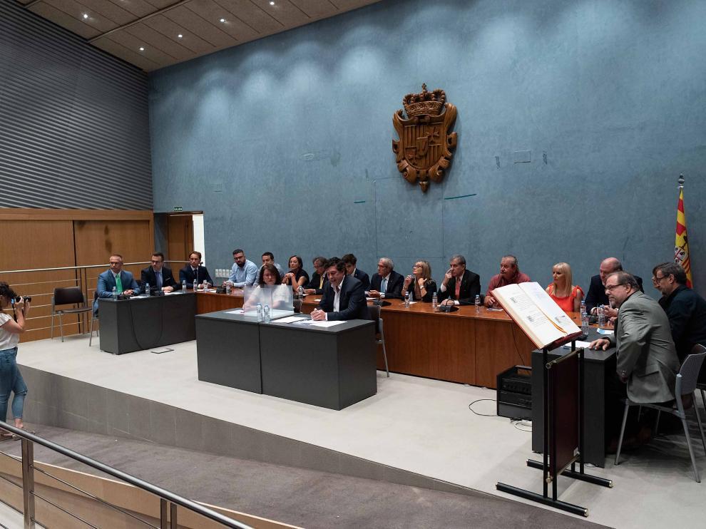 Seis de cada diez ayuntamientos aragoneses no tienen ni un ...