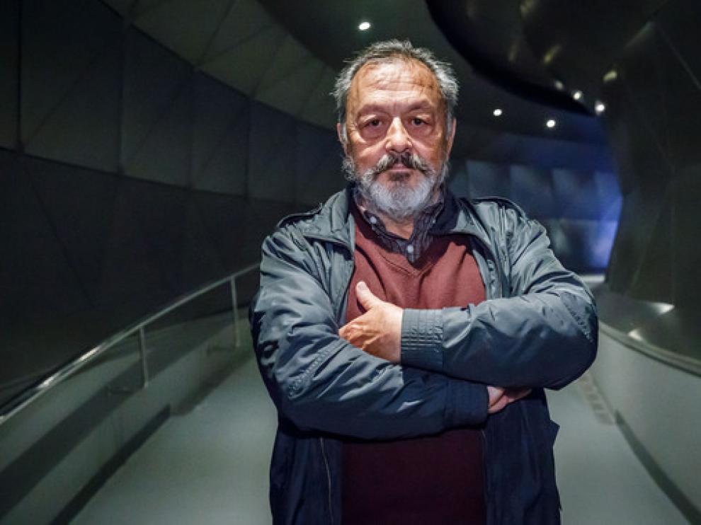 Carlos González, exjefe de operaciones en el Complejo de Comunicaciones del Espacio Profundo de Robledo de Chavela