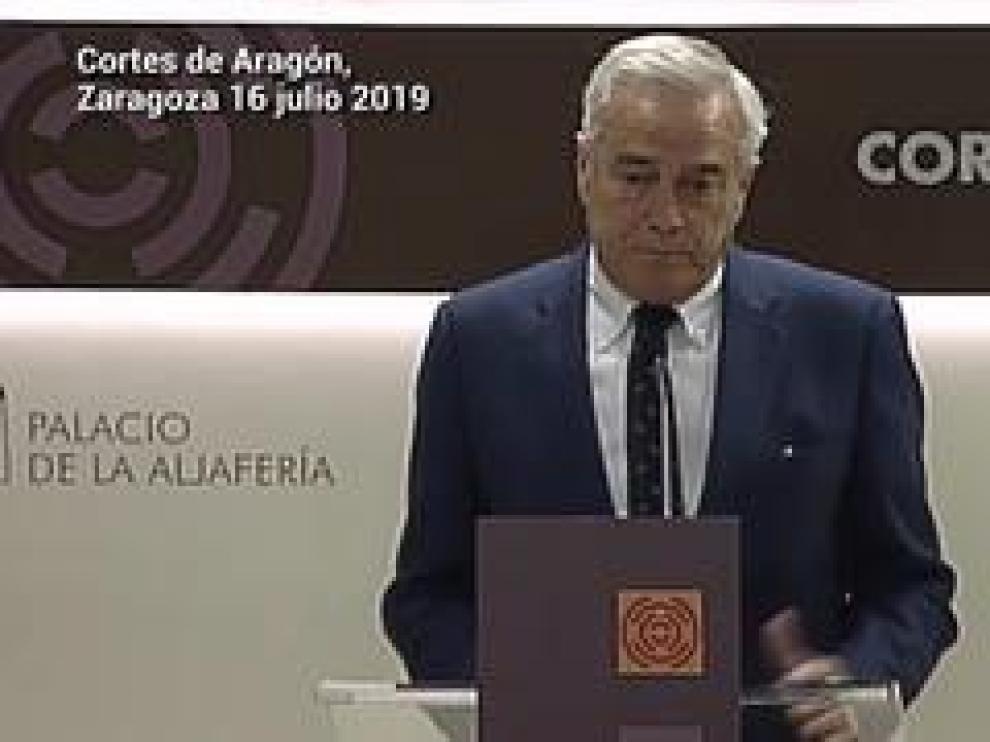 Sada fija la fecha del debate sin que el PSOE haya cerrado aún un acuerdo con Podemos para que vote a favor de su candidato.