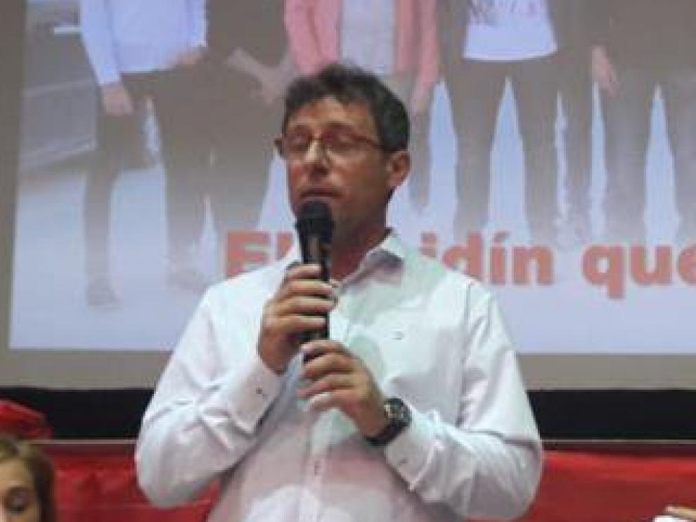 El nuevo presidente será el socialista Marco Ibarz, alcalde de Zaidín.