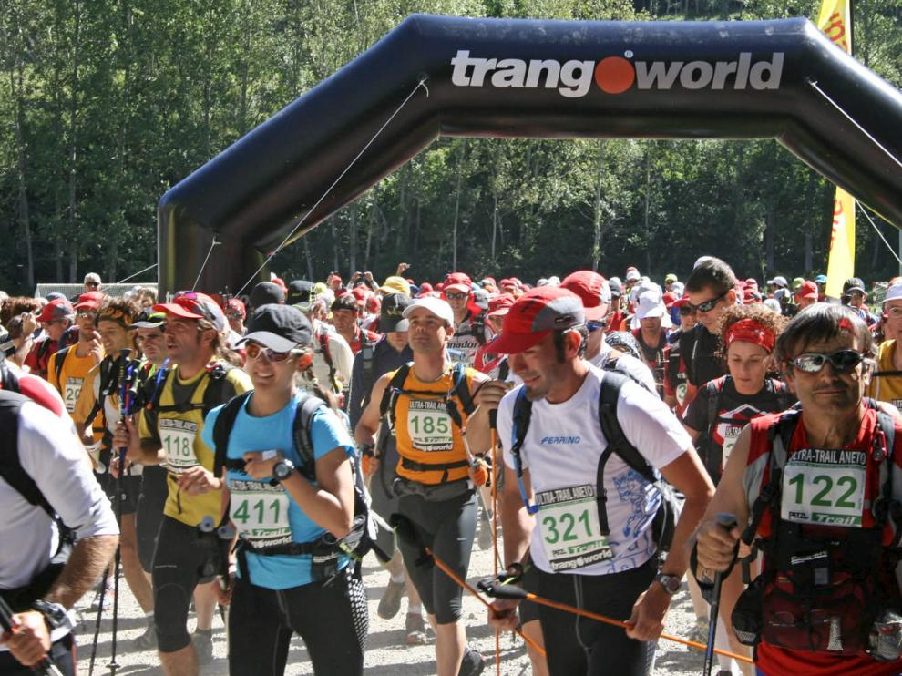Ultra-Trail Aneto by Trangoworld  /foto HERALDO/
