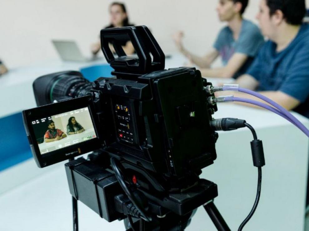 Uno de los talleres será sobre grabación y edición de audiovisuales.