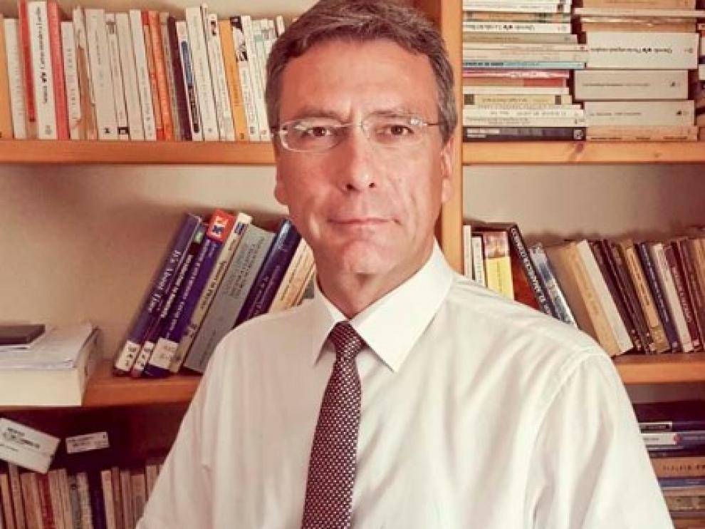 Juan José Hernández Rey, investigador y director del Instituto de Física Corpuscular
