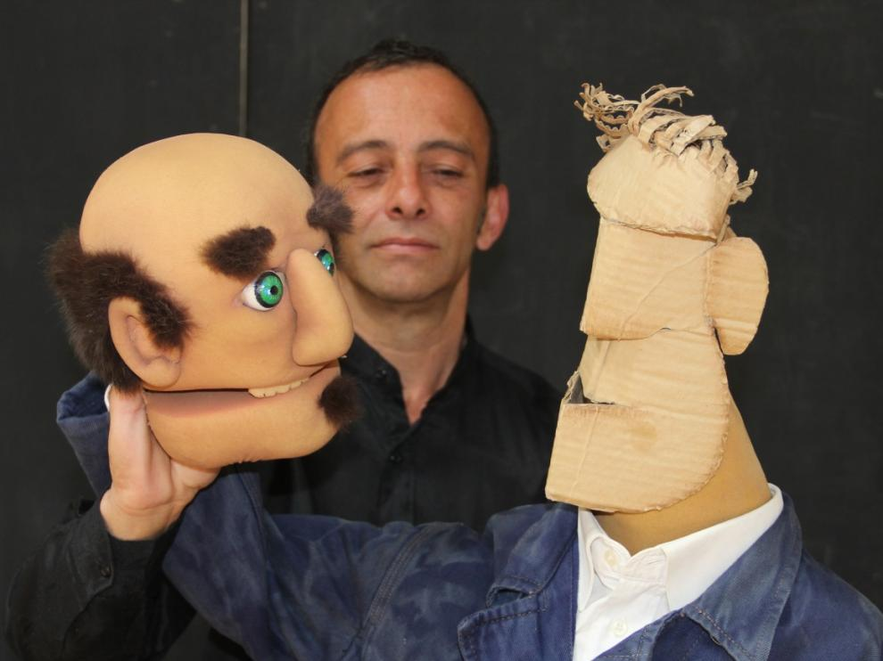 El telón al II Festival País de Moñacos lo bajará Karlos Herrero con su 'Adagio'.