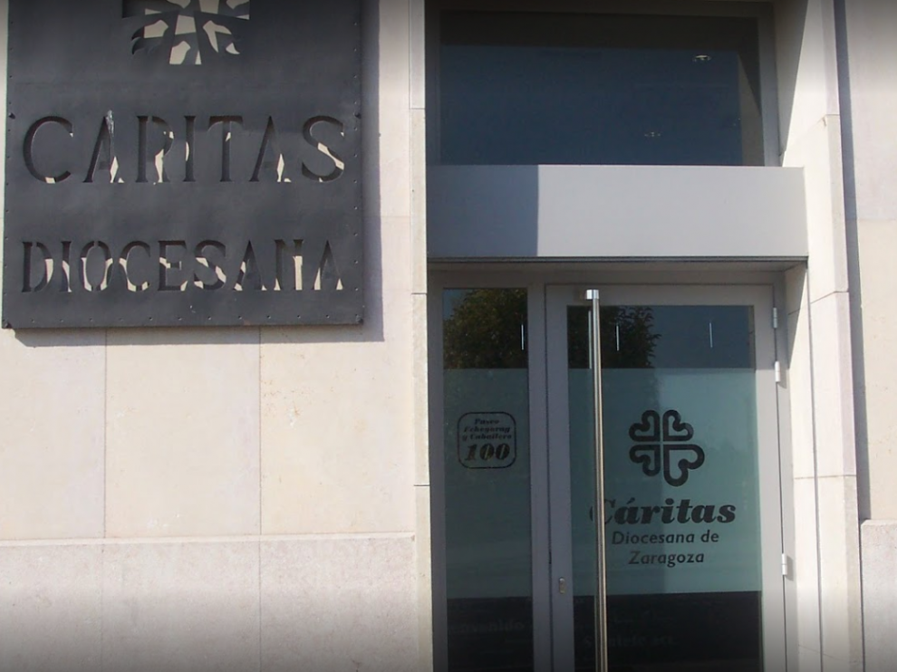 Cáritas Diocesana de Zaragoza