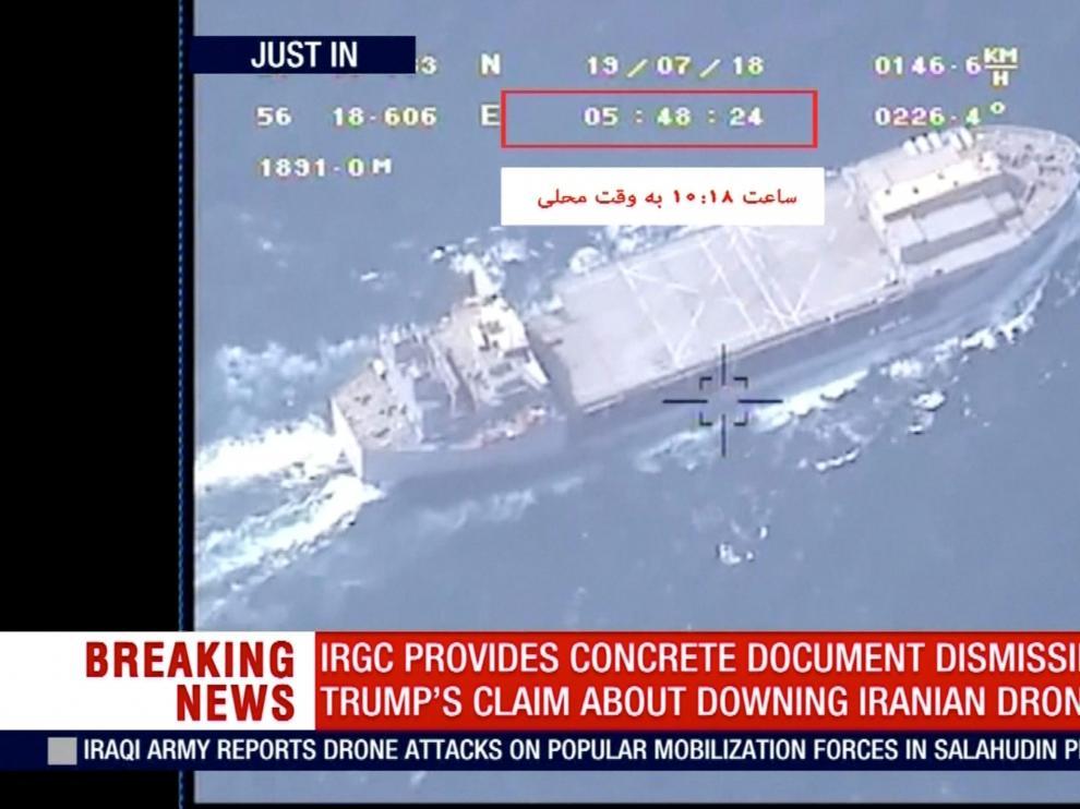 El estrecho de Ormuz se convierte en escenario de una escalada de la tensión entre Teherán y Washington.