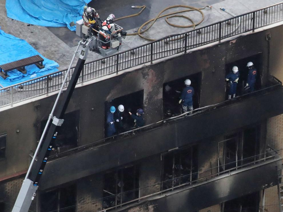 En el incendio murieron 33 personas y otras 34 resultaron heridas.