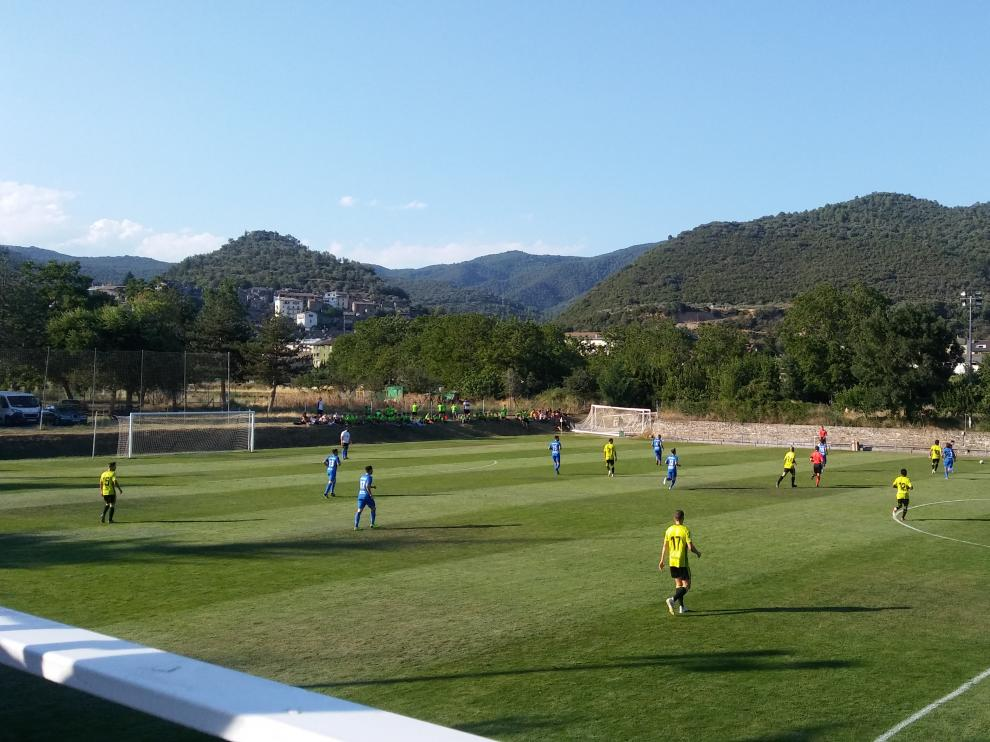 Primer partido de pretemporada para el Real Zaragoza.