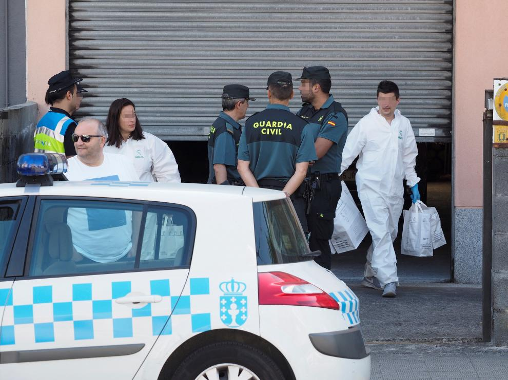 Un hombre asesina a su expareja y luego se suicida en Lugo.