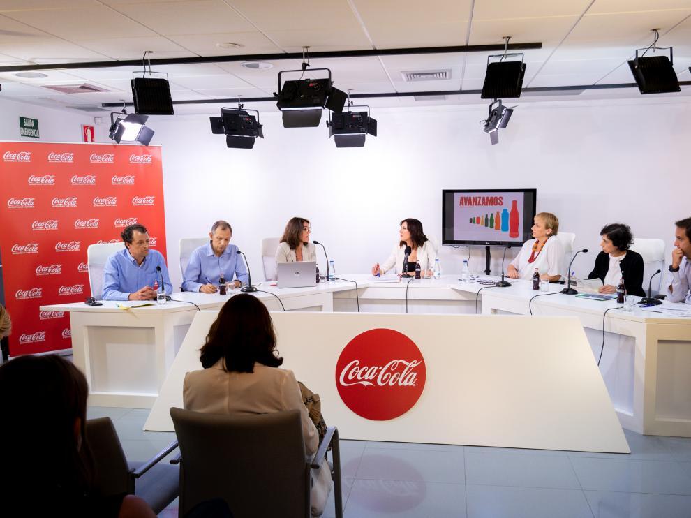 La compañía ha reunido este lunes a un grupo de expertos de distintos sectores para celebrar un debate en torno a la sostenibilidad.