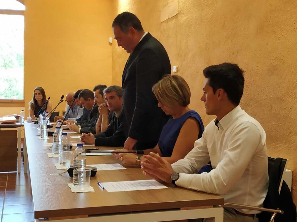 Constitución de la comarca de Tarazona y el Moncayo