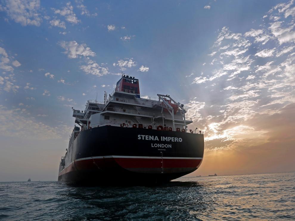 El Gobierno de Londres ha pedido a los barcos con bandera británica que eviten navegar por el estrecho de Ormuz.