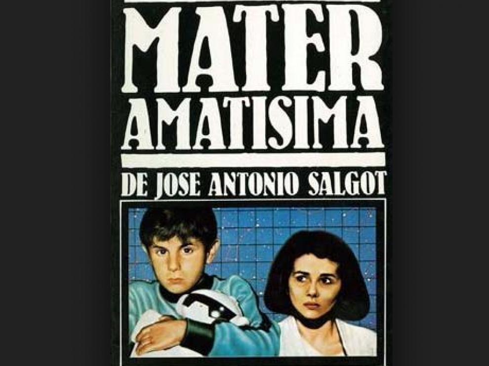 Cartel de 'Mater Amatísima', de Salgot.