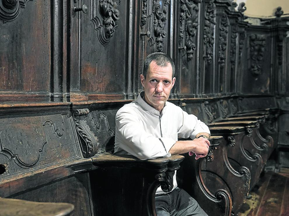 Sergio Blanco Izar es el nuevo director científico del Alma Mater Museum de Zaragoza