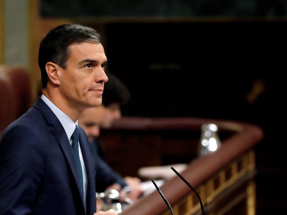 Segunda y definitiva votación de investidura de Pedro Sánchez.