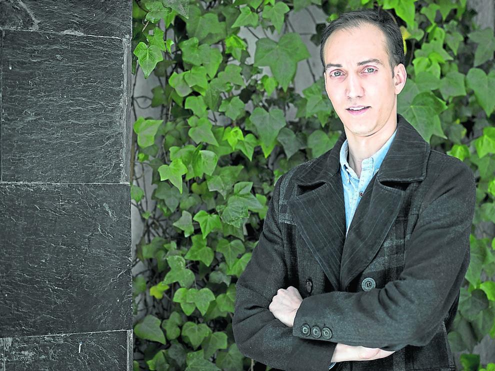 CARLOS SANCHO ( DOCTOR EN BIOLOGIA MOLECULAR ) / 09/04/2019 / FOTO : OLIVER DUCH [[[FOTOGRAFOS]]]