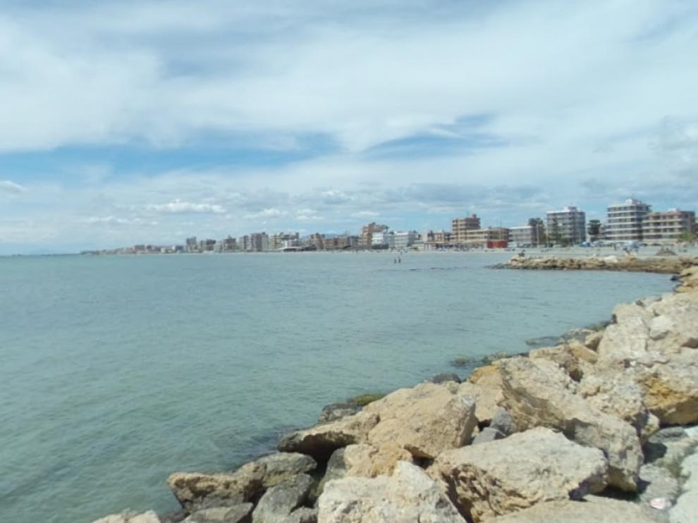 El hombre falleció ahogado este jueves en una playa de la localidad alicantina de Santa Pola.