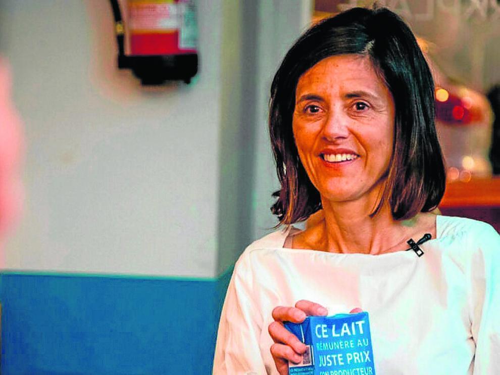 Annaïck Locqueneux es la impulsora de esta iniciativa en España.