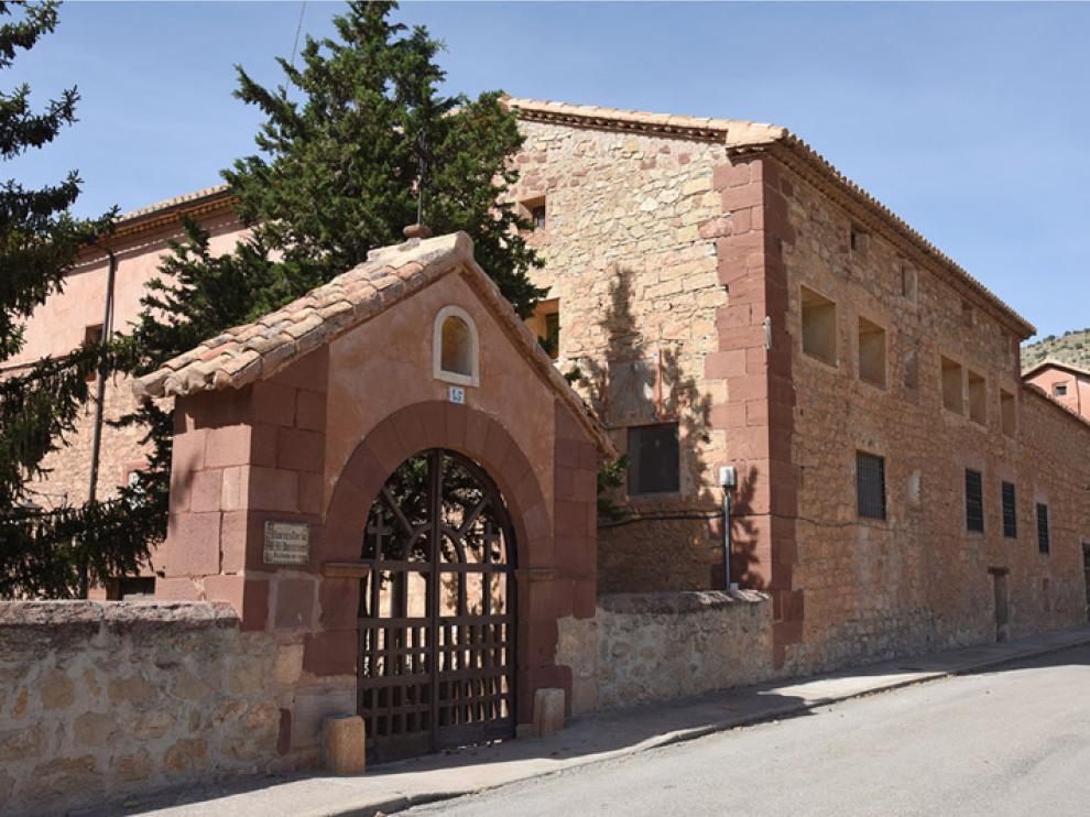 El Grupo Gargallo transformará en hotel de lujo el antiguo convento de las Dominicas de Albarracín