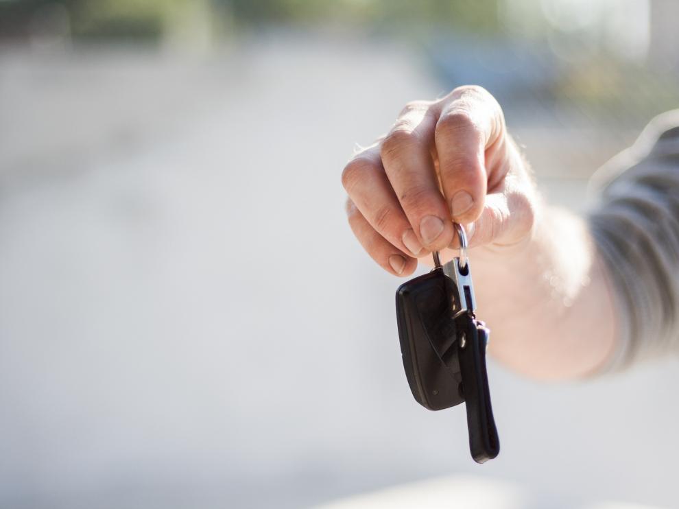 comprar llaves de coche