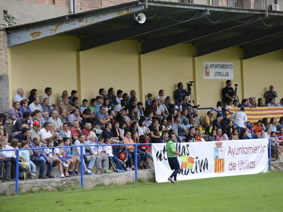 Campo 'La Vega' de Utrillas