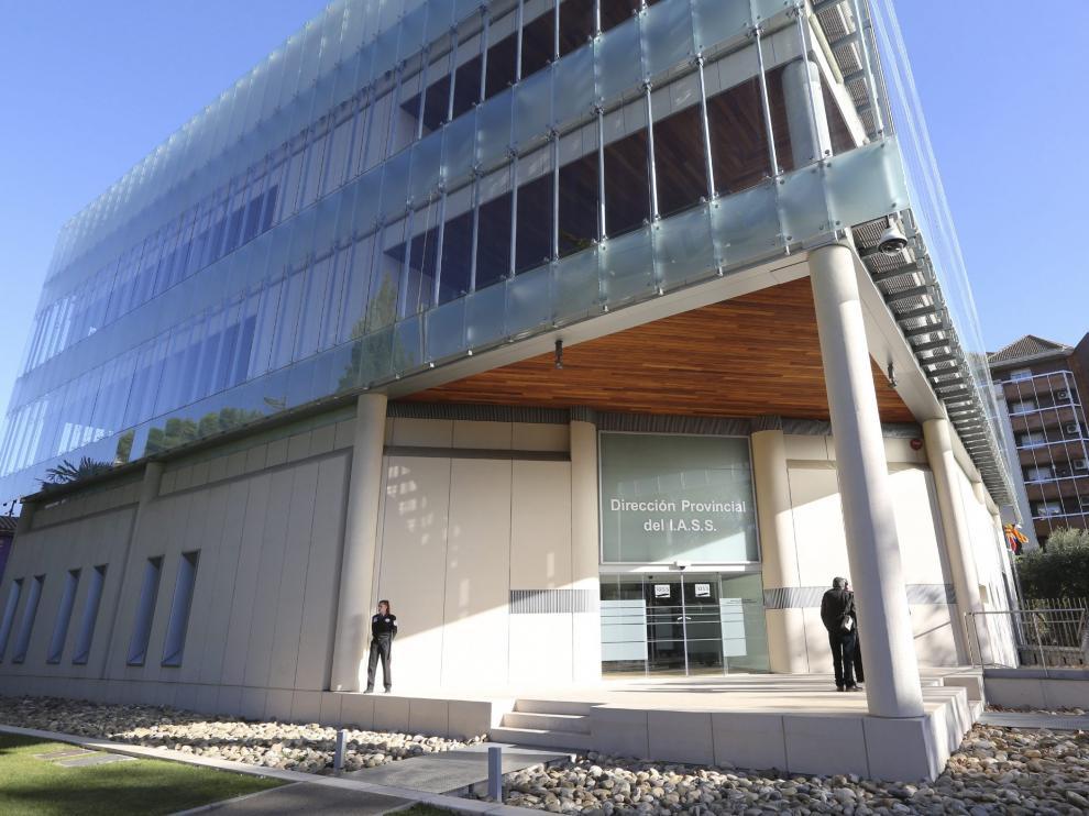 Sede del IASS en Huesca