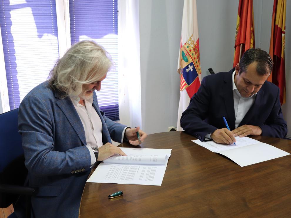 ECOS y Zerca! se unen para impulsar la digitalización del comercio de proximidad