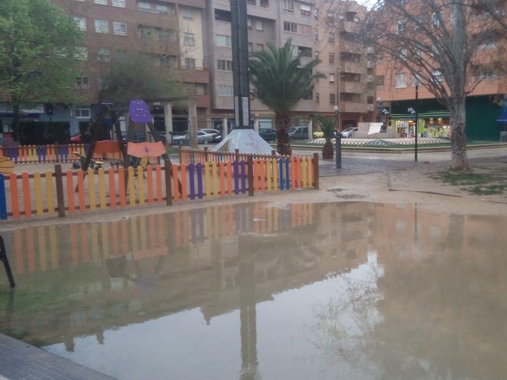 Parque de la Esperanza.