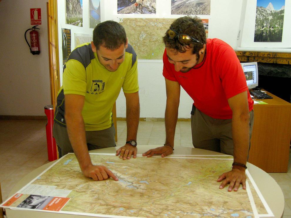 La información recabada por la Red de Informadores Voluntarios es aprovechada por Montaña Segura.