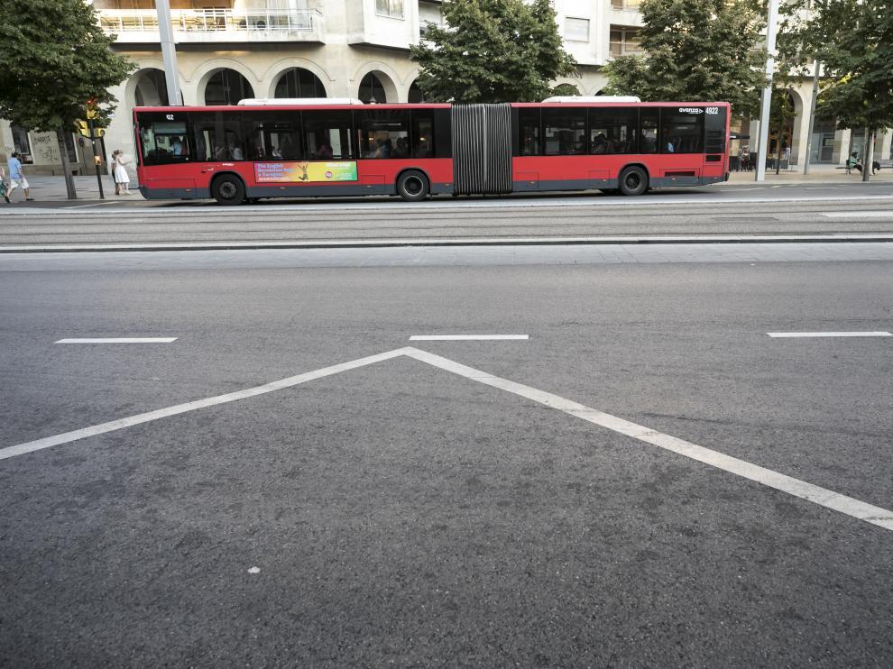 BUS URBANO / 03-06-2019 / FOTO: GUILLERMO MESTRE [[[FOTOGRAFOS]]]