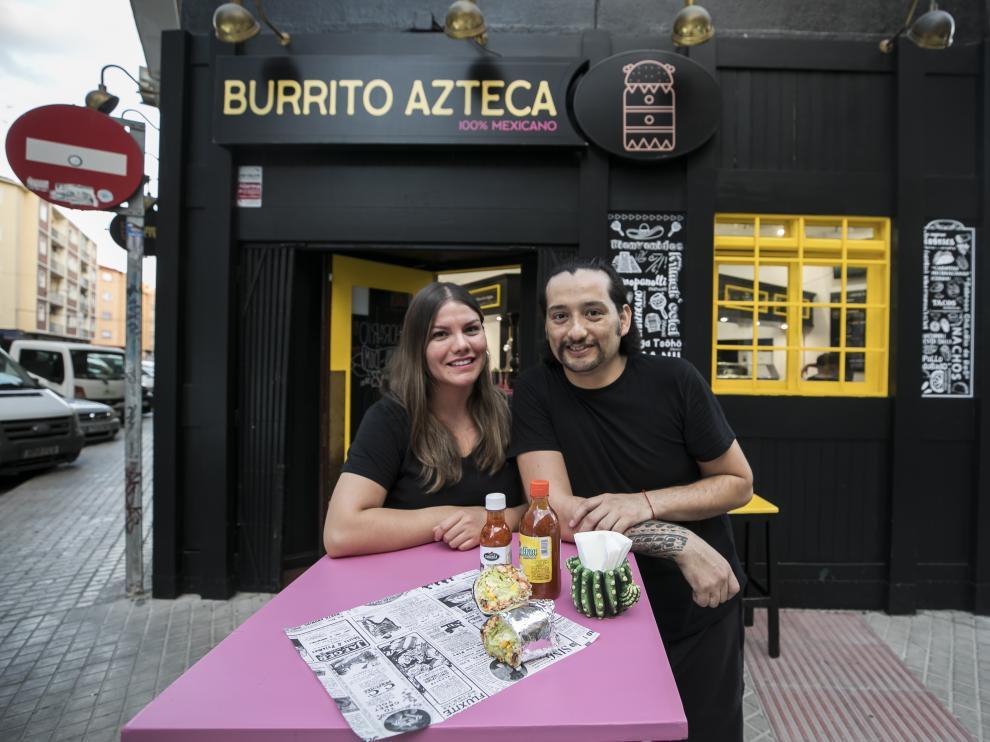 El Burrito Azteca